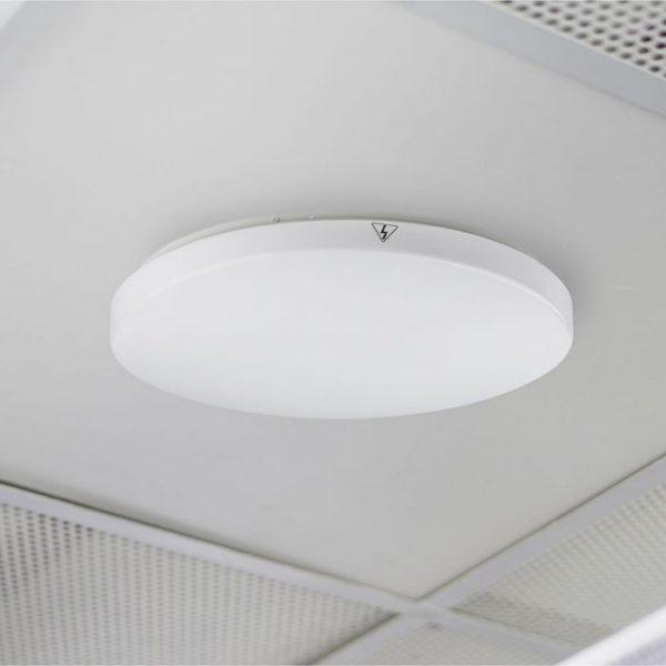 25W LED Celing Bulkhead Light Round