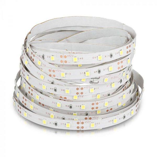 3.6W LED Strip 60 LED's IP20 12V - 5m Reel SMD3528