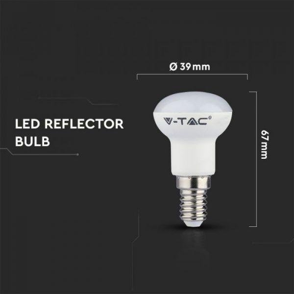 3W LED Plastic Bulb R39 - E14