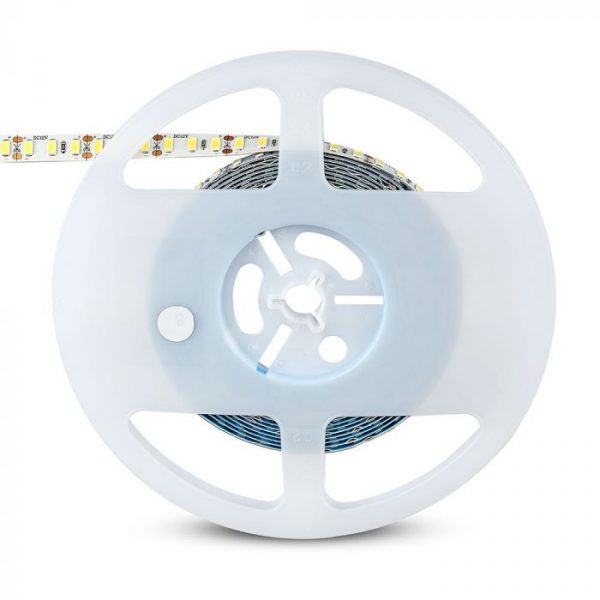 18W LED Strip 120 LED's IP20 12V - High Lumen, 5m Reel SMD5730