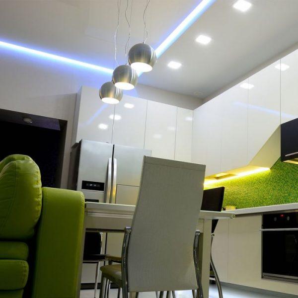 9W LED Strip 60LEDs IP20 24V - 5m Reel SMD5050