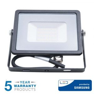 30W Led Floodlight SMD Samsung Chip with 1 Meter Wire