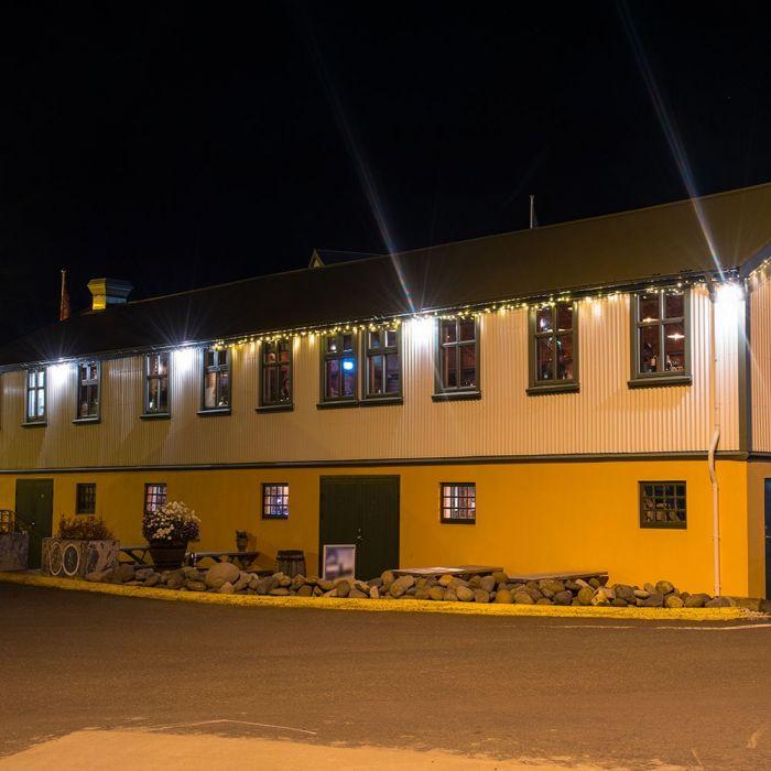 LED Security Floodlight, facade garden light