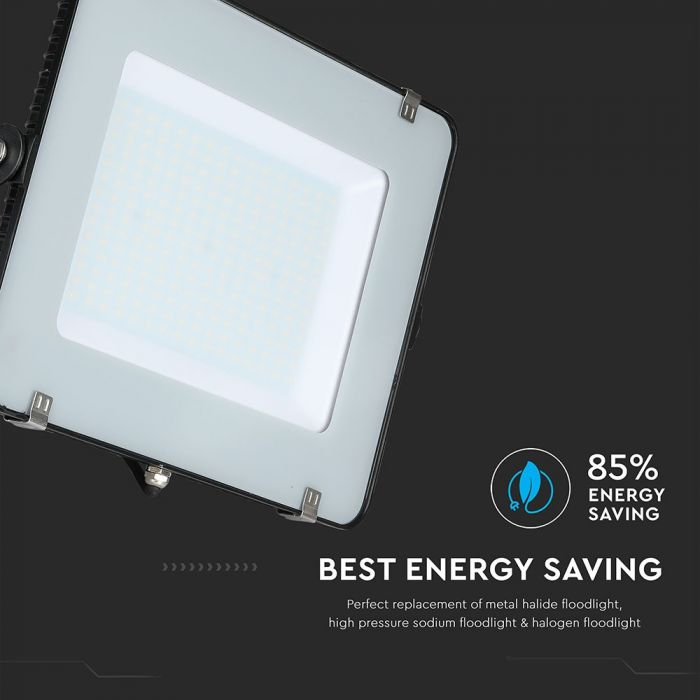 200W LED Floodlight, 100 degree Beam Angle, SMD Samsung Chip, 5 Years Warranty, IP65