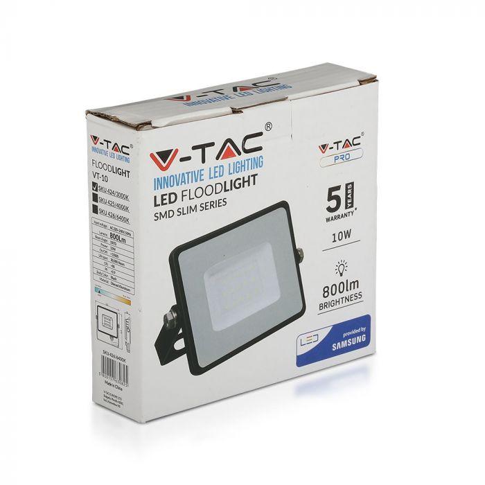 10W Floodlight, V-Tac VT-10