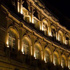 10W facade light