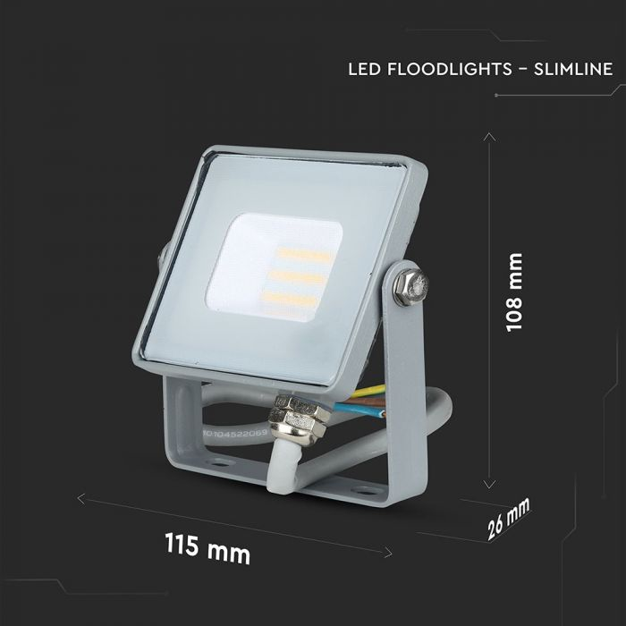 10W Led Floodlight SMD Samsung Chip