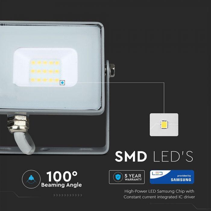 SMD slim floodlight 10W