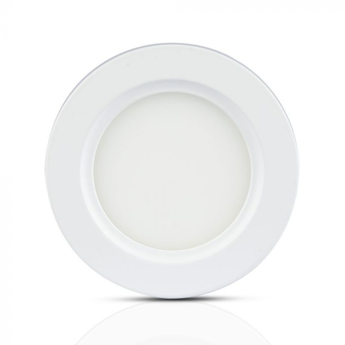 8W LED Surface Panel - Round/ Square