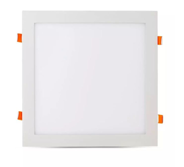 24W LED Recessed Panel Square with Driver