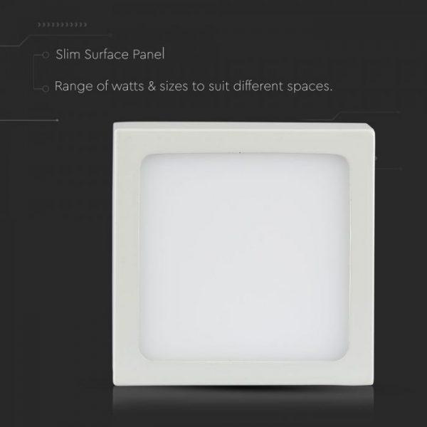 Square Led Panel 6W