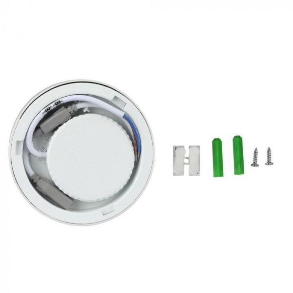 12W LED Slim Surface Panel - Round