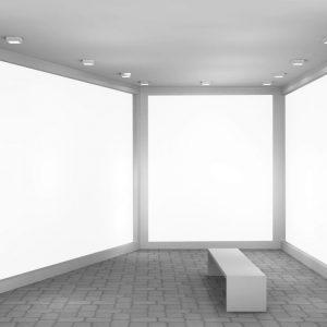 12W LED Surface Panel - Square