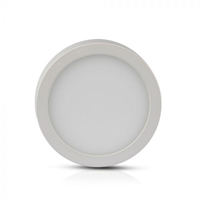 18W LED Slim Surface Panel - Round