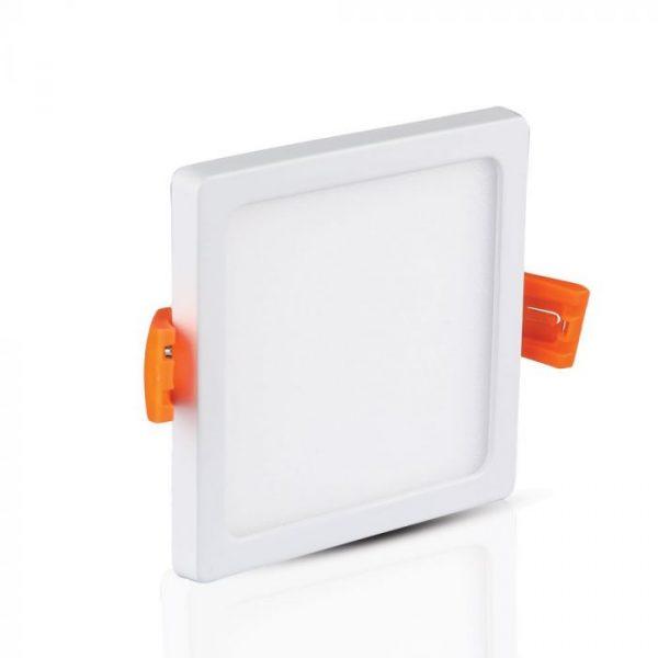 8W LED Trimless Panel - Square