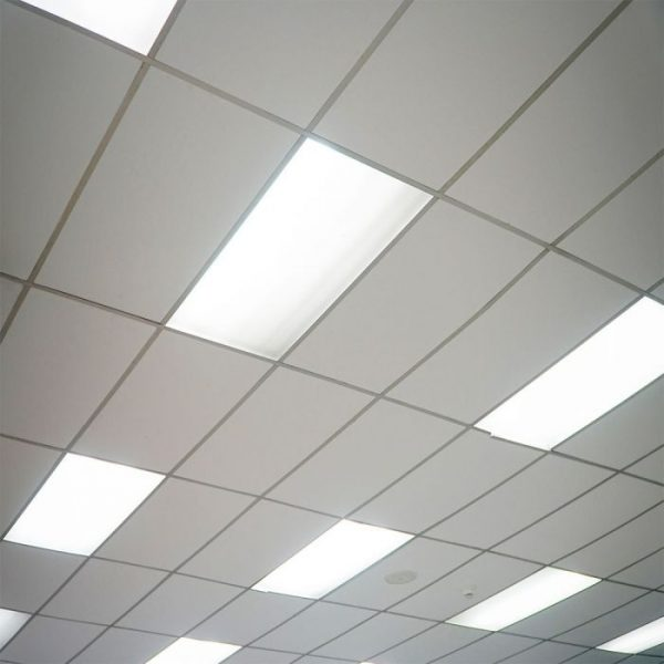 29W LED Slim Panel Light High-Lumen A++ 3600 lm (1x4ft) 1200x300mm