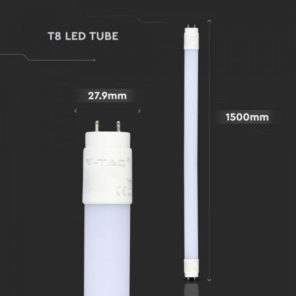 LED Tube SAMSUNG CHIP  - 150cm 22W G13 Nano Plastic