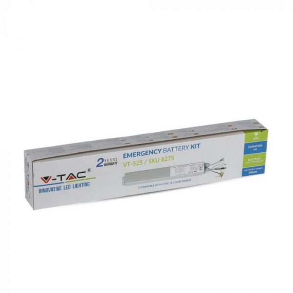LED Panels Emergency Battery