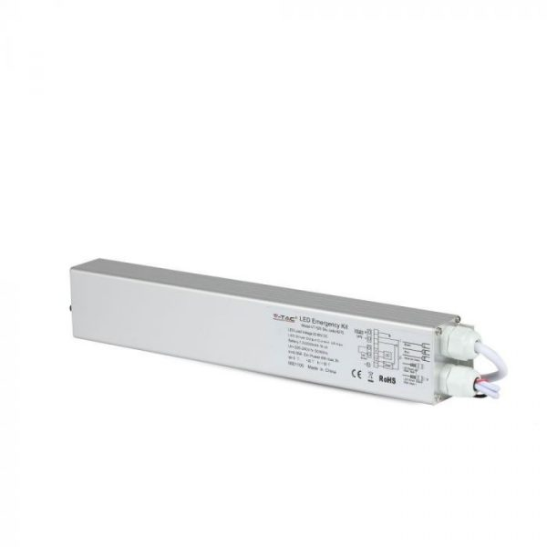 Emergency Battery Pack for LED Panels panels 6 - 24W
