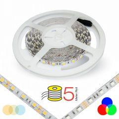 12V Flexible LED Strip light White RGB