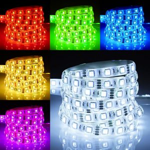 LED Strip RGB White