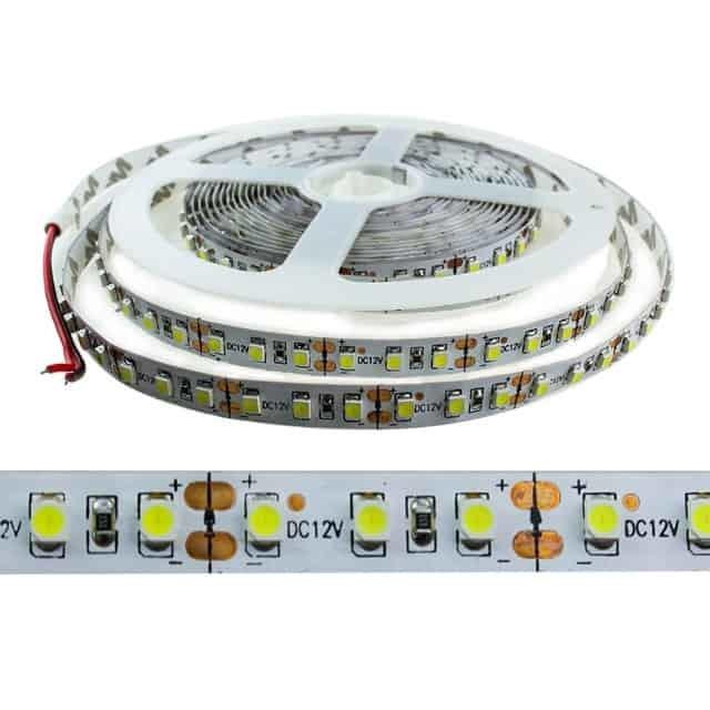 LED Strip SMD2835 - 120LEDs IP20 5m reel
