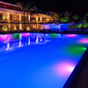 12W LED Pool Light PAR56 Glass IP68 Waterproof - Submersible