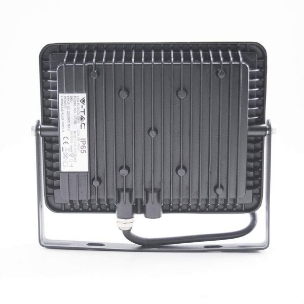 100w LED Floodlight Black/ Powerful Floodlights