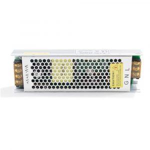 150W LED Slim Power Supply -12V - 12.5A Metal