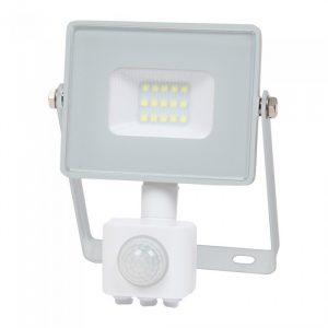 20W LED Floodlight PIR SENSOR SMD SAMSUNG CHIP White Body