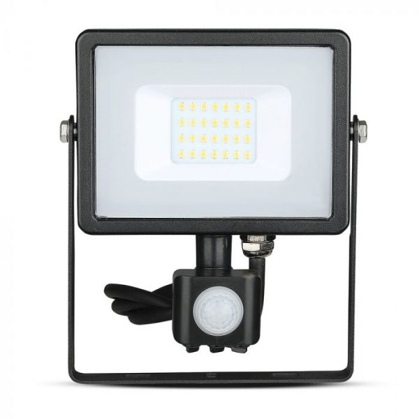 20W PIR LED Floodlight