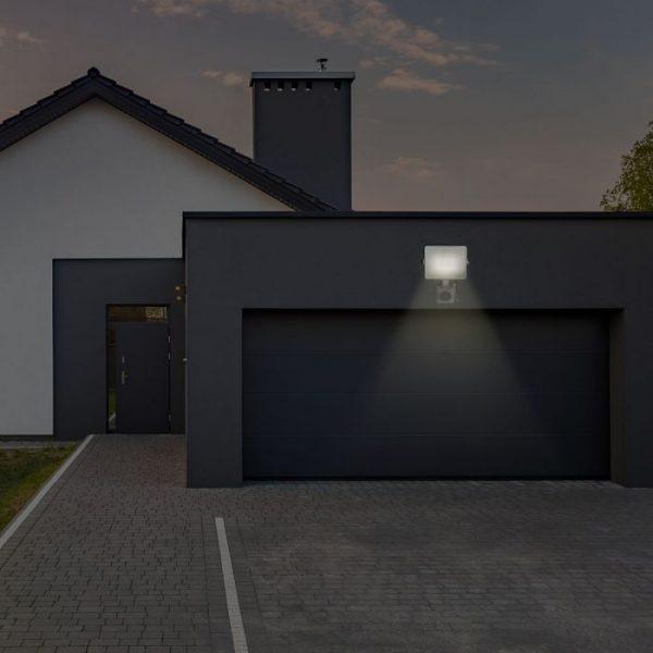Garden sensor light, Garage light Samsung spotlight