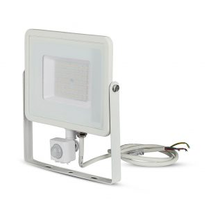 50W LED Floodlight with sensor