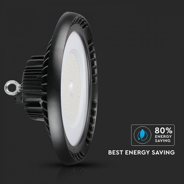 200W UFO High-Bay (MeanWell SAMSUNG) 120 Lumens/Watt 5 yrs Warranty