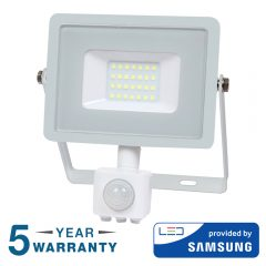 white led floodlight motion sensor floodlight