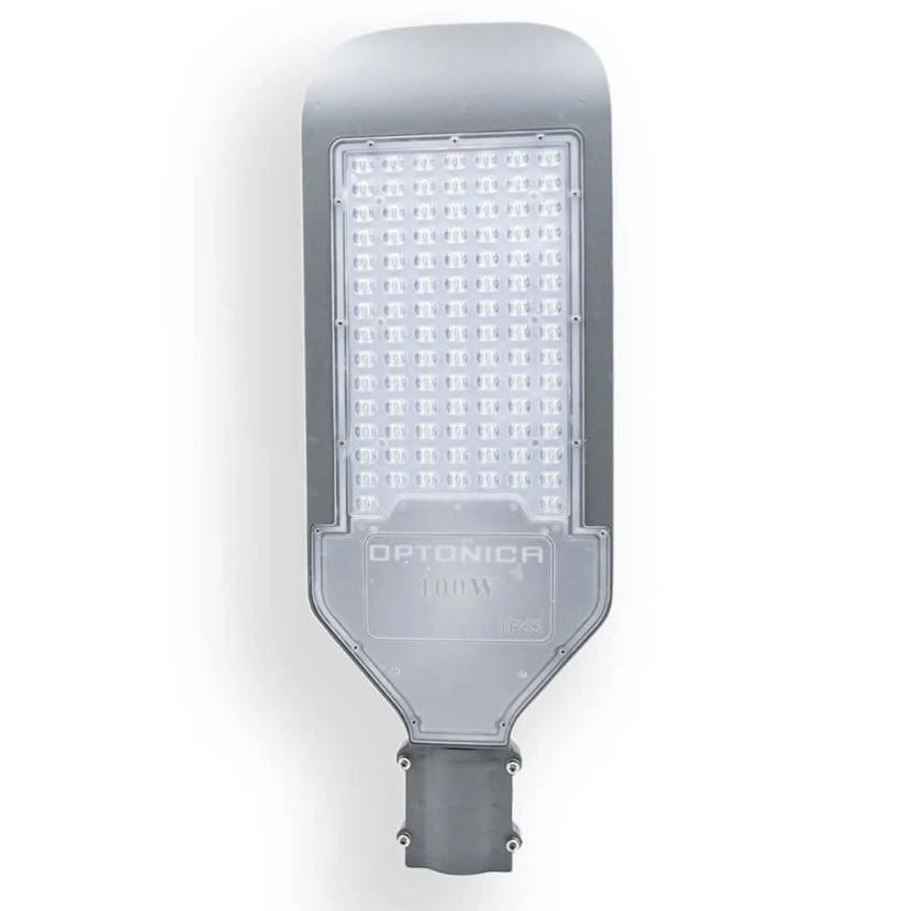 Photocell street lamp
