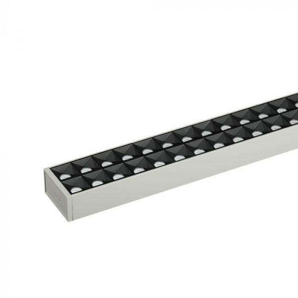 60W LED Linear Light SAMSUNG Chip Hanging Non-Linkable