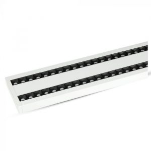 60W LED LINEAR HANGING LIGHT(LINKABLE)