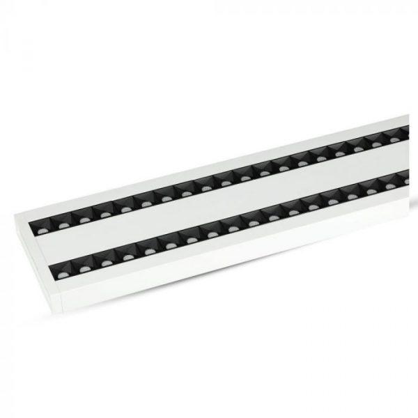 60W LED LINEAR HANGING LIGHT(LINKABLE)