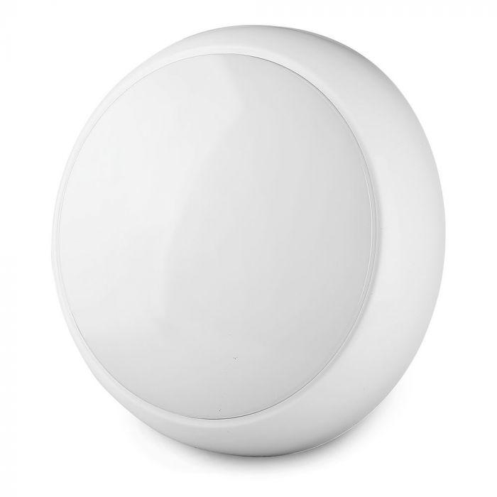 2D Bulkhead LED Dome Light 8W IP65