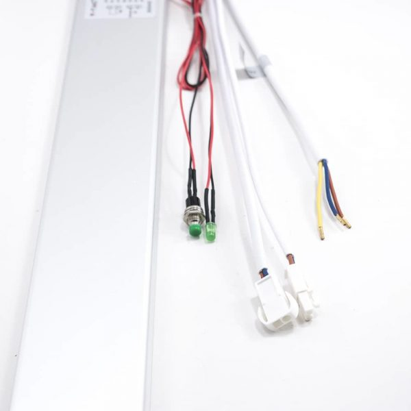 3 hours Emergency Battery Pack for LED panels 29 - 45W