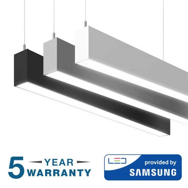 40W LED LINEAR HANGING SUSPENSION LIGHT WITH SAMSUNG CHIP