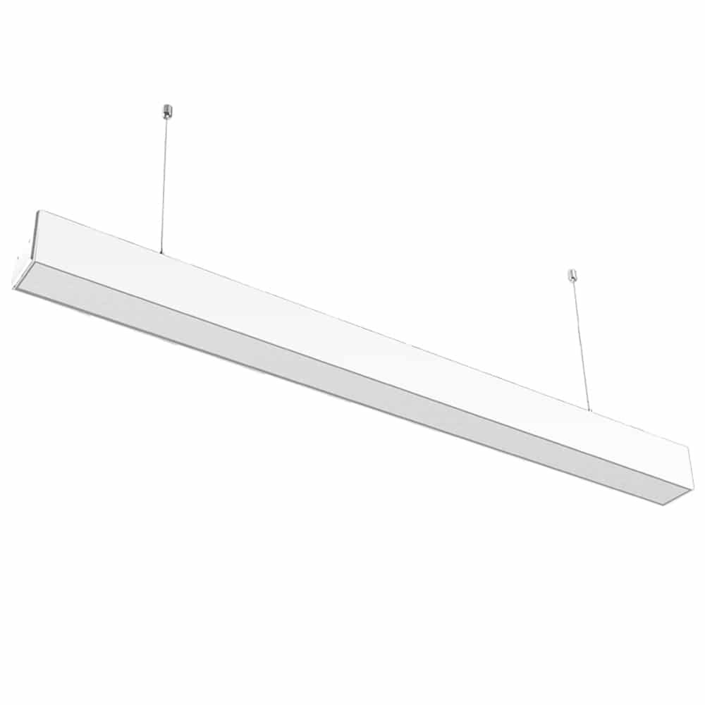 40W LED LINEAR HANGING SUSPENSION LIGHT WITH SAMSUNG CHIP WHITE