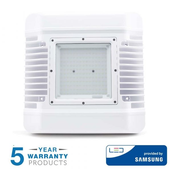 150W LED Petrol Station Canopy Downlight A++