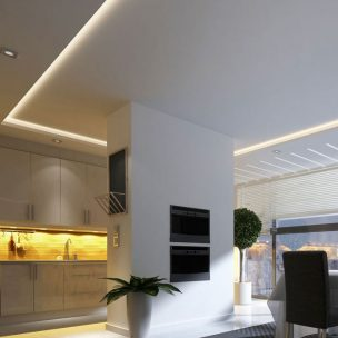 led strip white