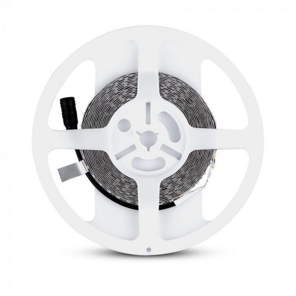 7.2W LED Strip 120 LED's IP20 12V - 5m Reel SMD3528