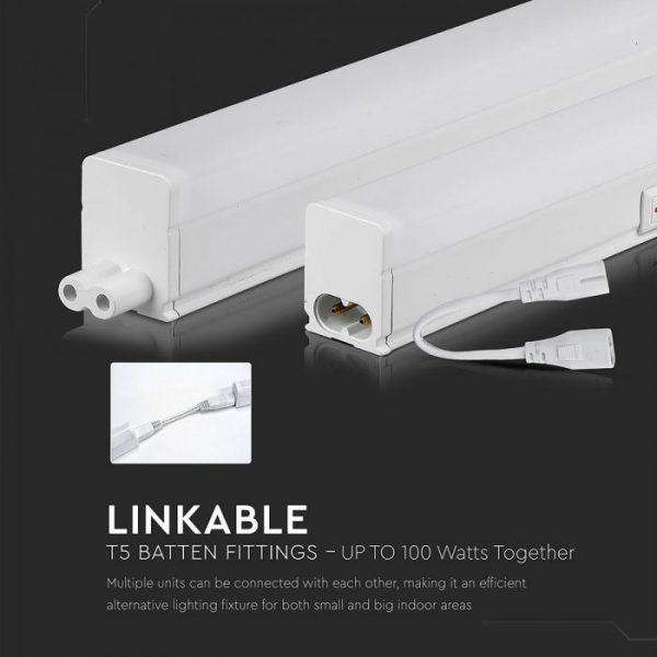 16W T5 LED Tube SAMSUNG Surface Linkable
