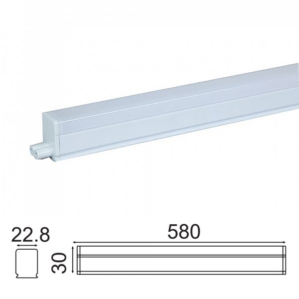 7W T5 LED Tube SAMSUNG Surface Linkable