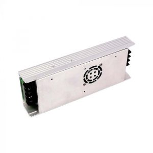 350W LED Slim Power Supply - 24V - 15A Metal