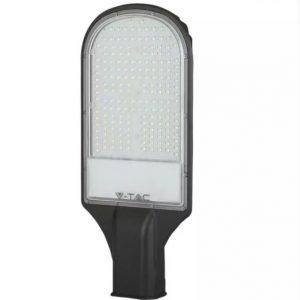 120W LED Street Lamp Iron Grey Finish